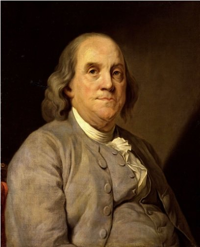 Цитаты Бенджамина Франклина