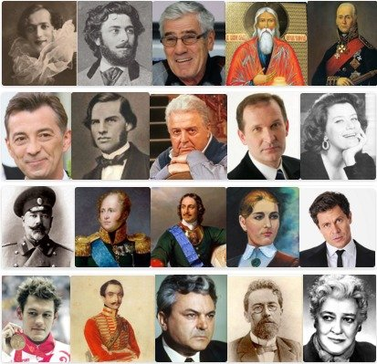 Знаменитые люди Таганрога: фото, краткая информация