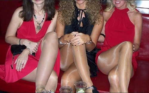 Женские колготки