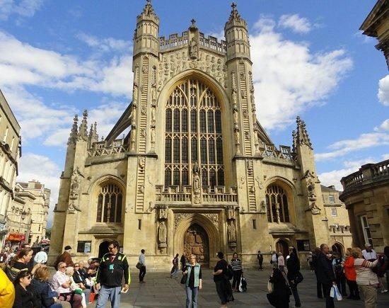 Город Бат в Англии: достопримечательности, фото, видео