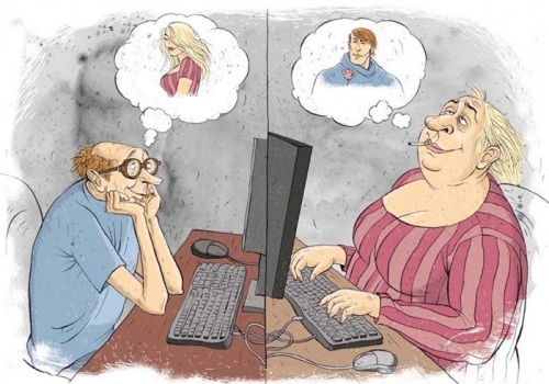 Знакомства по интернету
