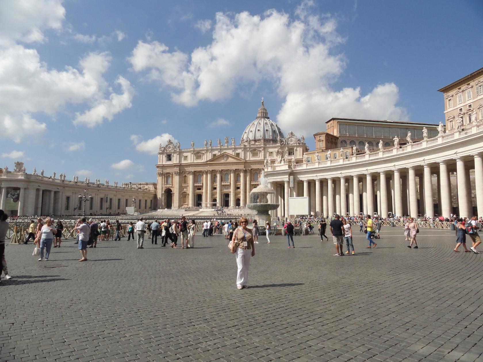 Достопримечательности Ватикана