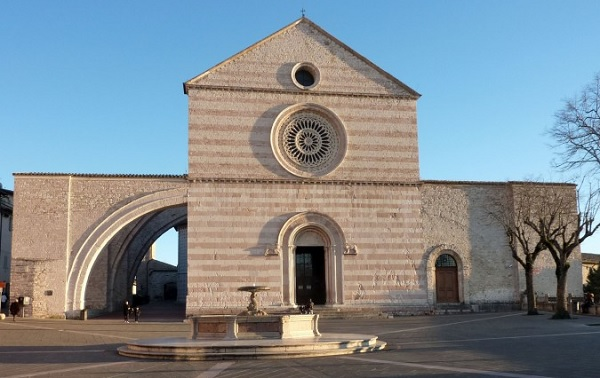 Ассизи, Италия: достопримечательности