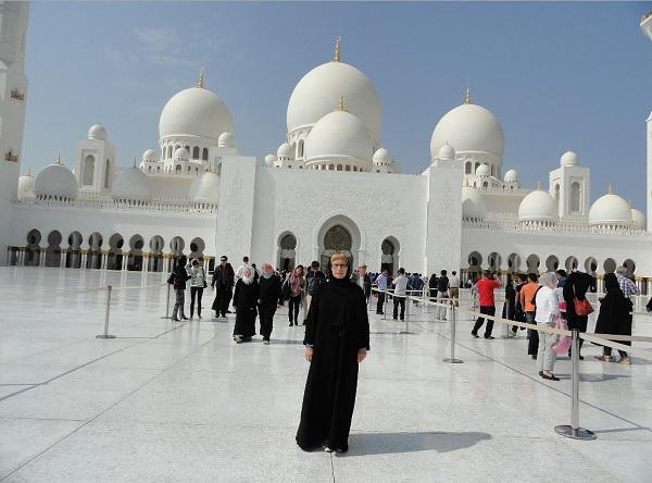 Достопримечательности Абу-Даби: фото и видео