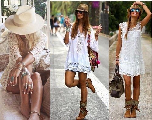 Что такое стиль бохо в одежде: особенности стиля, видео