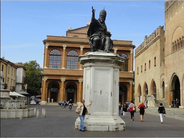 Италия: достопримечательности Римини. Фото, видео