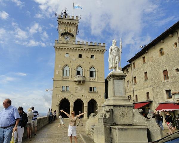 Республика Сан-Марино: история, видео и фото