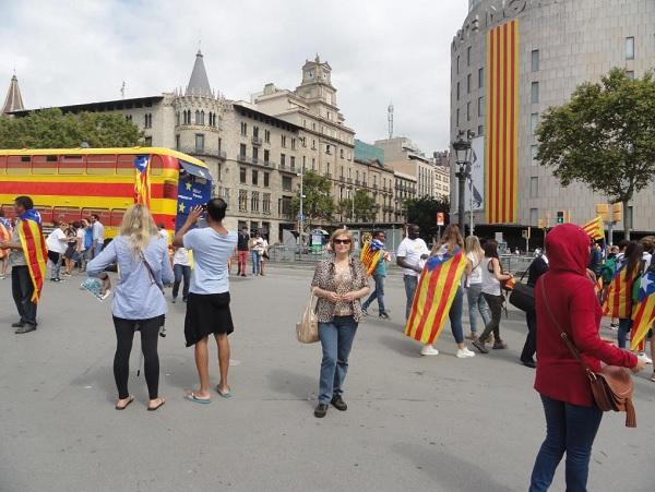 Главные достопримечательности Барселоны: фото и видео