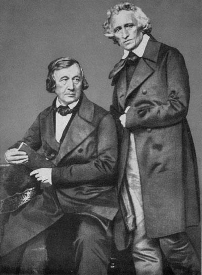 Братья Гримм: биография, интересные факты