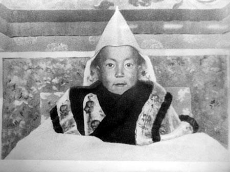 Далай-лама XIV: биография