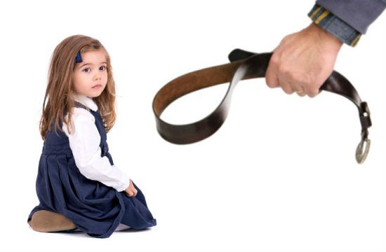 Как правильно наказывать ребенка: советы, видео