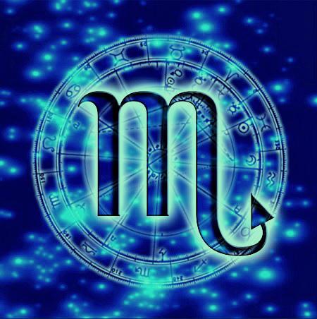 Символ знака зодиака Скорпион