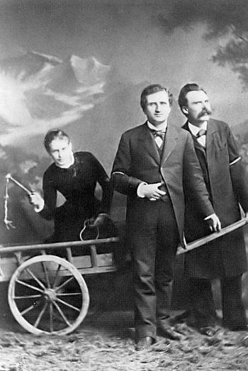 Фридрих Ницше: биография