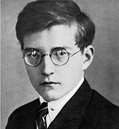 Дмитрий Шостакович: краткая биография