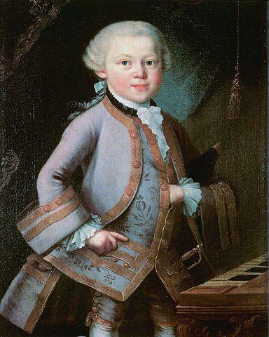 Вольфганг Амадей Моцарт: краткая биография