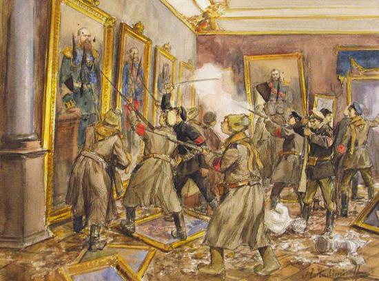 Феномен толпы и ее роль в истории – это интересно