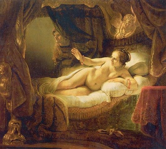 Рембрандт: краткая биография