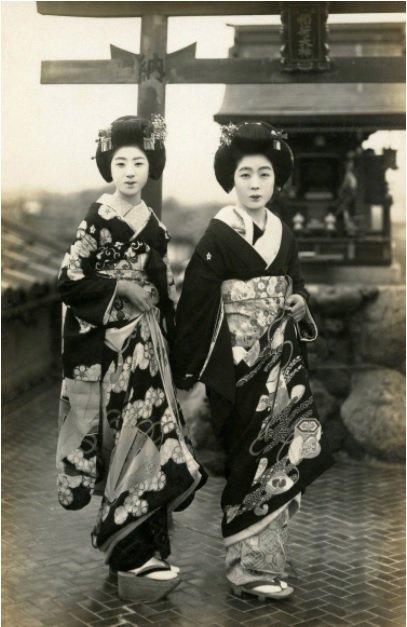 Кто такие гейши в Японии: интересные факты и видео