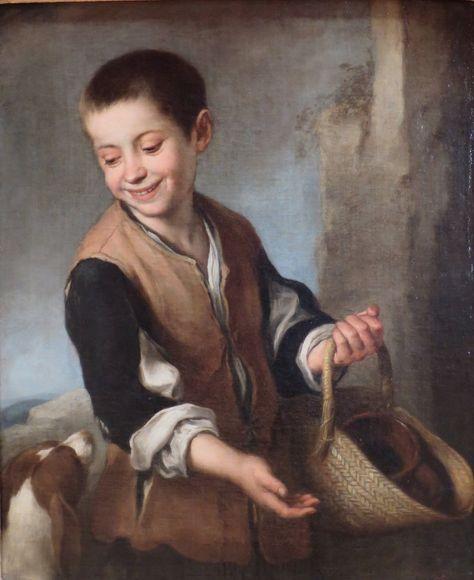 Бартоломе Эстебан Мурильо: картины