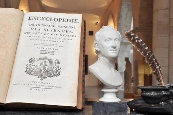 Дени Дидро:биография, интересные факты и видео