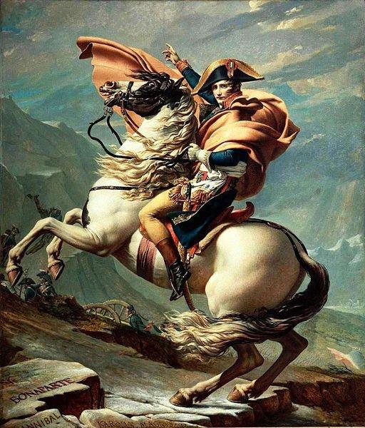 Жак-Луи Давид: краткая биография