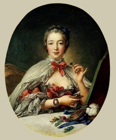 Знаменитые женщины мира в истории: мадам де Помпадур