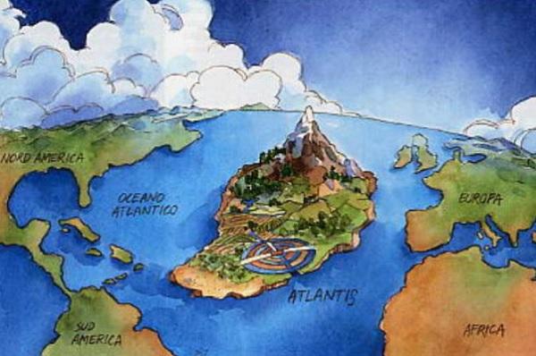 была ли Атлантида на самом деле