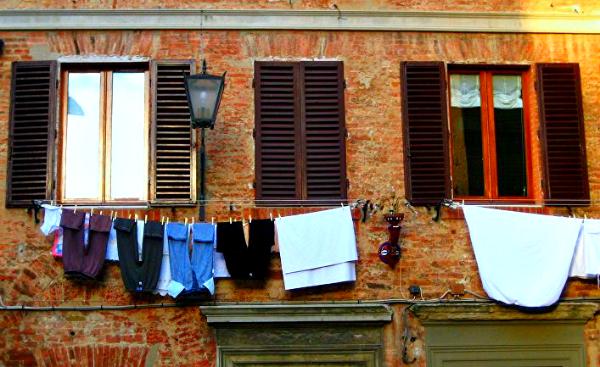 Дом итальянца