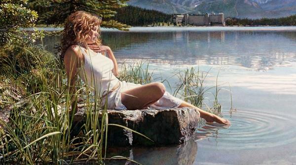 Домик у озера: мистическая история из реальной жизни