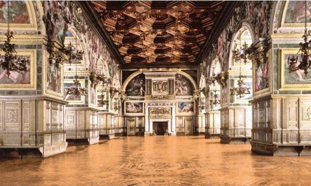Дворец Фонтенбло: история, интересные факты и видео
