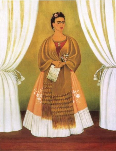 Лев Троцкий и Фрида Кало: мексиканские страсти