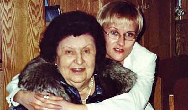 Наталья Грейс с Натальей Бехтеревой