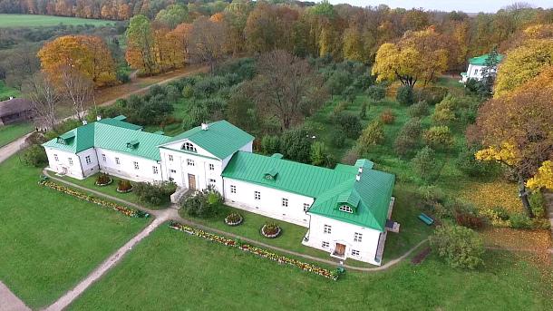 Родовое имение Льва Николаевича Толстого в Ясной Поляне