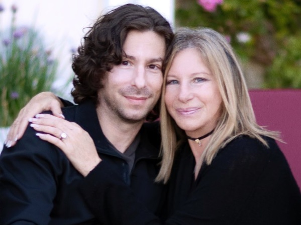 Барбара с сыном