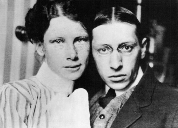 Стравинский и Носенко