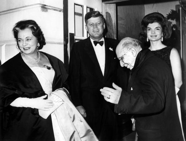 Стравинский и Кеннеди