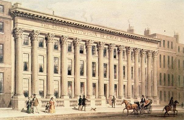 Королевский институт в Лондоне