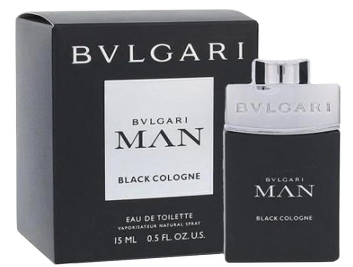 Bvlgari Man In Black ароматы для зимы