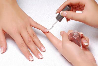 маникюр нежные красивые ногти