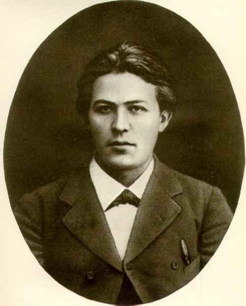 Антон Чехов: краткая биография