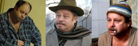 Актер Владимир Ильин