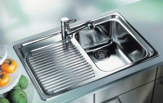 Экономия воды в быту