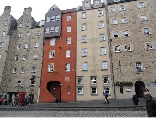 Эдинбург: достопримечательности