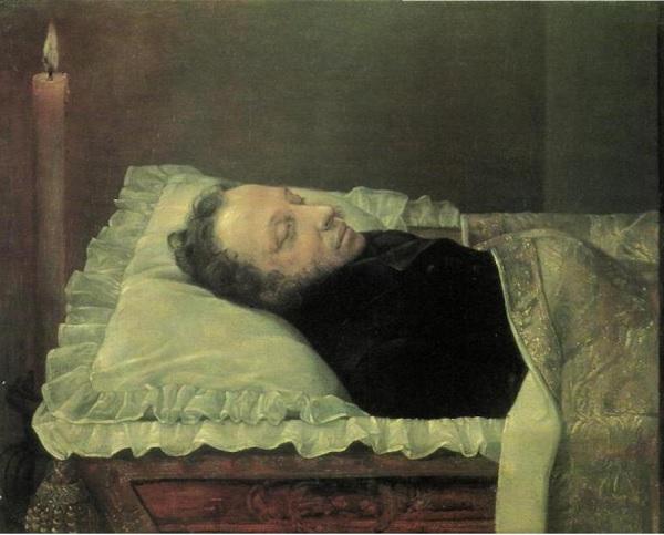 История любви Пушкина и Гончаровой