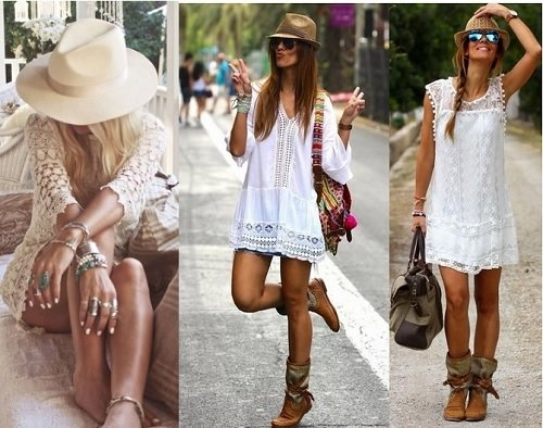 Что такое стиль бохо в одежде
