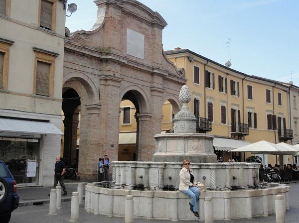 Италия: достопримечательности Римини