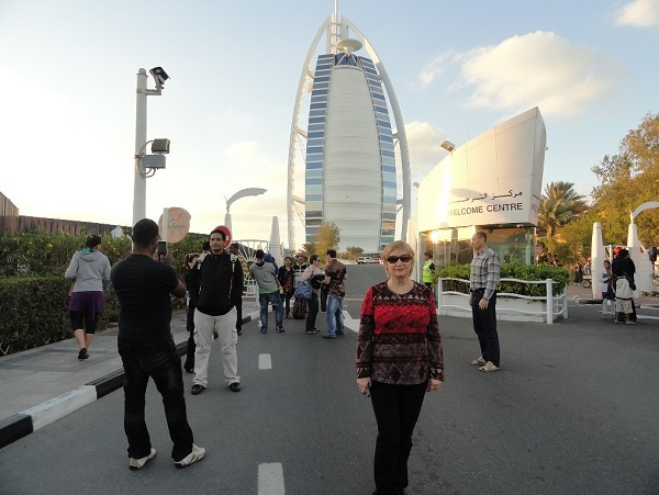 Арабские Эмираты, Дубай