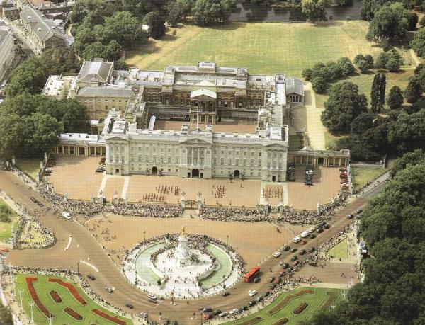 Букингемский дворец, Великобритания