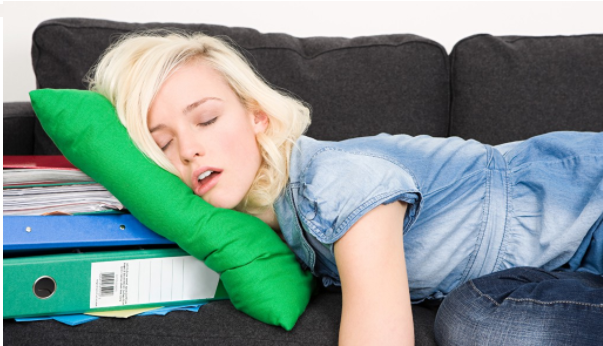 Хроническая усталость: симптомы, лечение