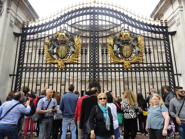 Букингемский дворец: Великобритания